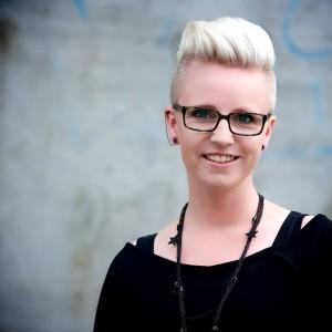 Mette Risager portræt 2013