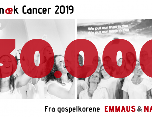 30.000 til Knæk Cancer